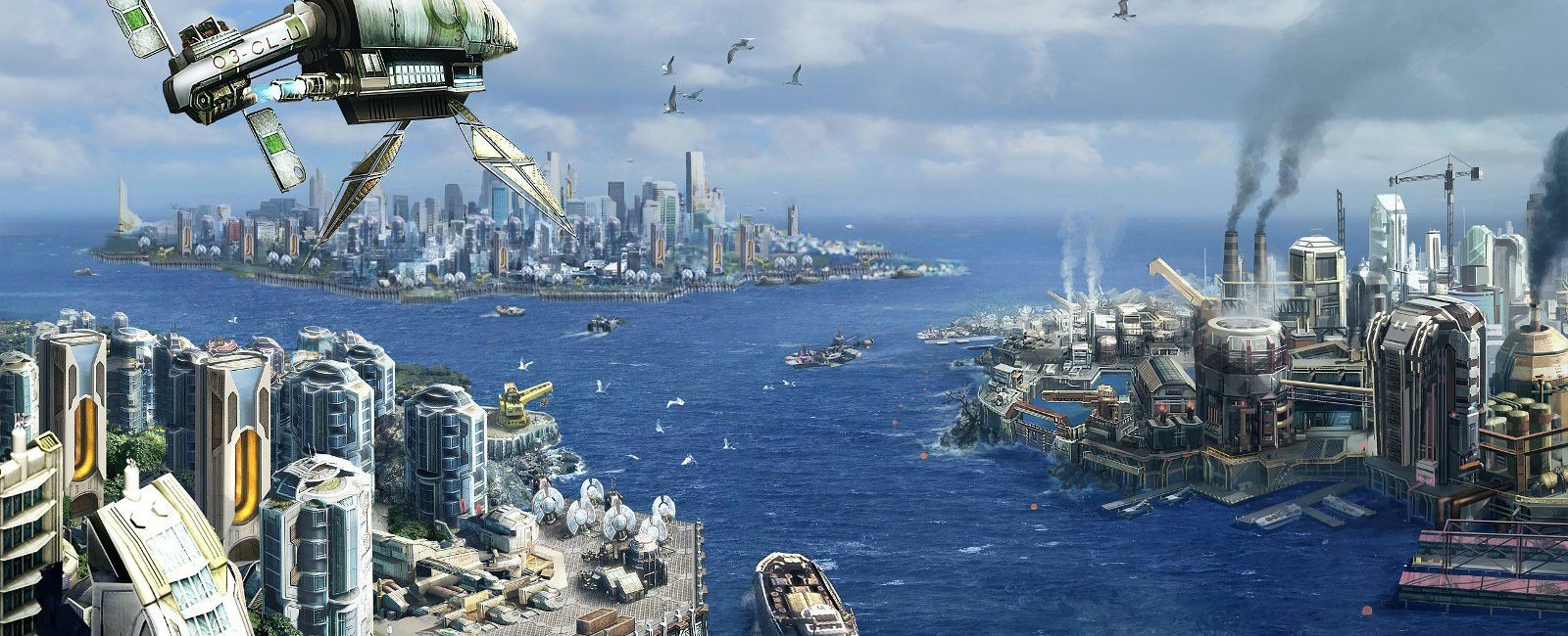 Anno 2070: Jeder Weltuntergang ist ein neuer Anfang Paidia