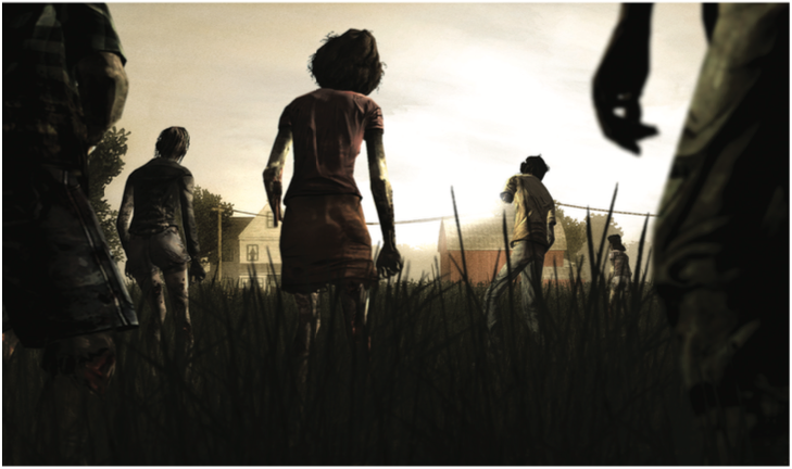 Abbildung 1 – The Walking Dead