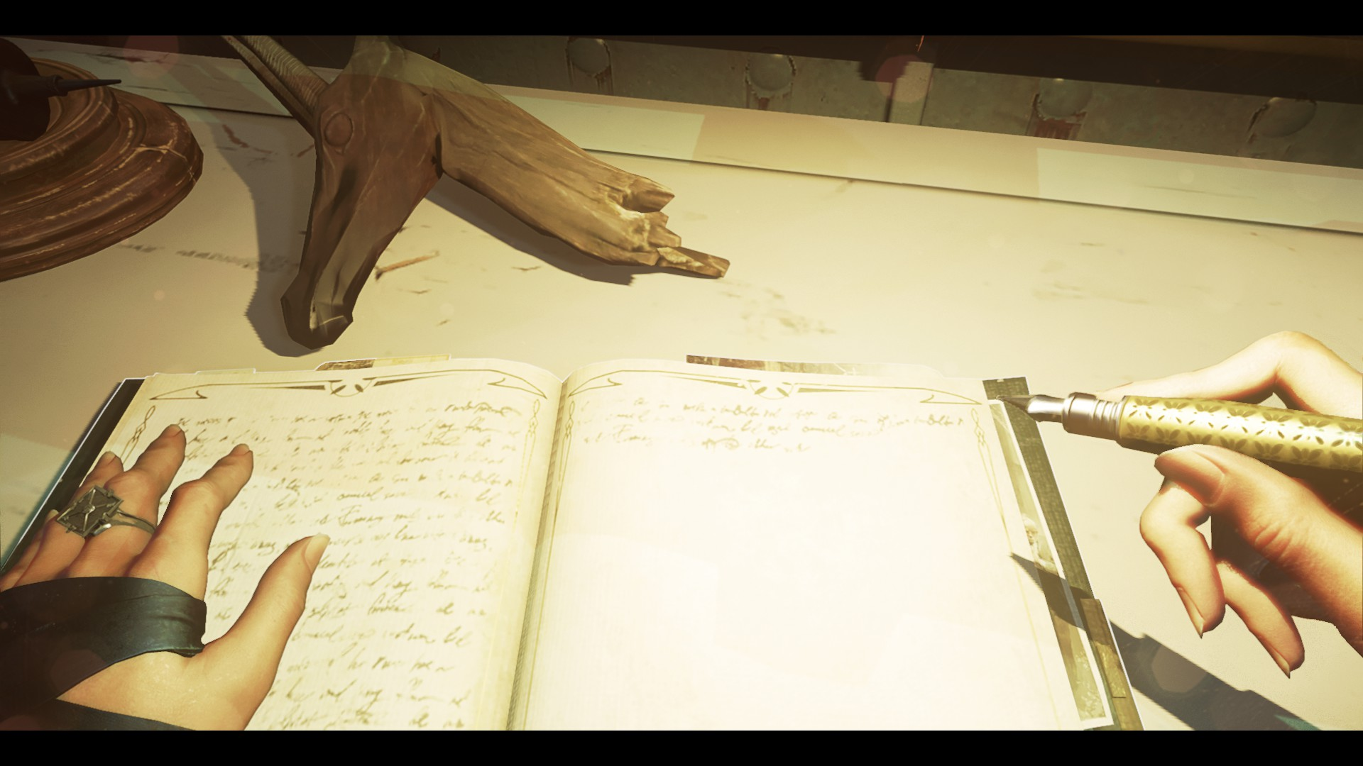 Emily Kaldwin Dishonored 2 (Selbstersteller Screenshot)