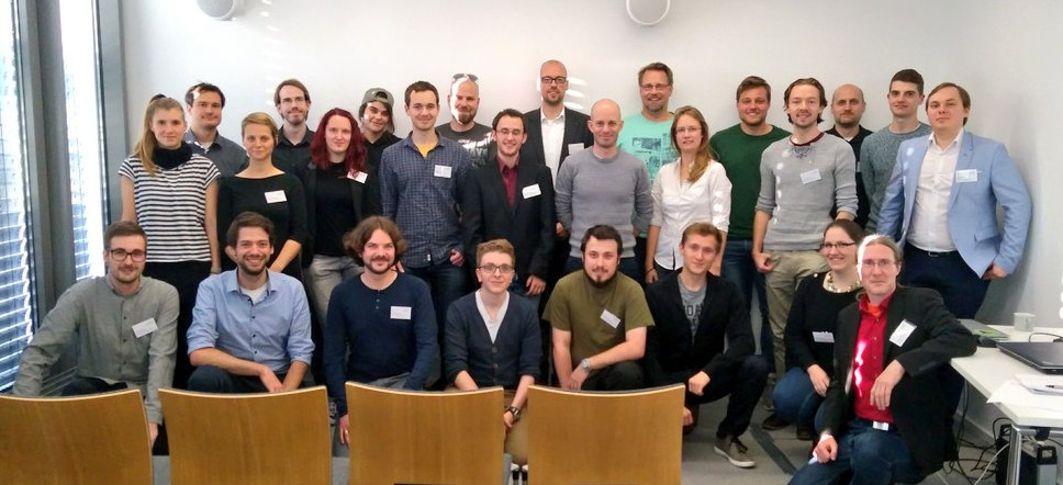 Gruppenbild der Tagungsteilnehmer