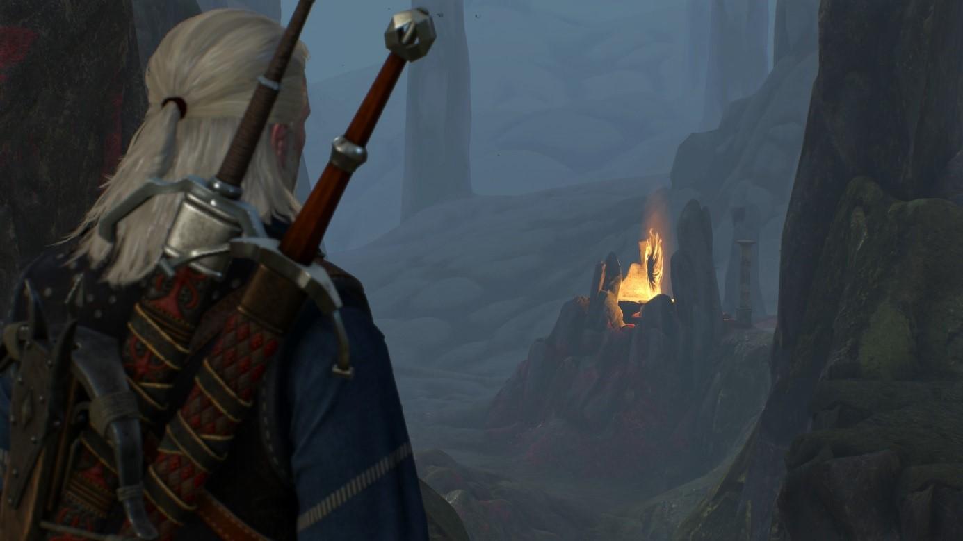 """Screenshot aus: """"The Witcher 3: Wild Hunt"""""""