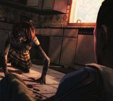"""Screenshot aus """"The Walking Dead"""" 2012"""