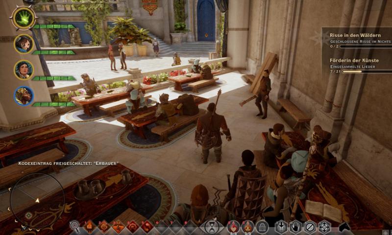 Dragon Age: Inquisition (Selbsterstellter Screenshot)