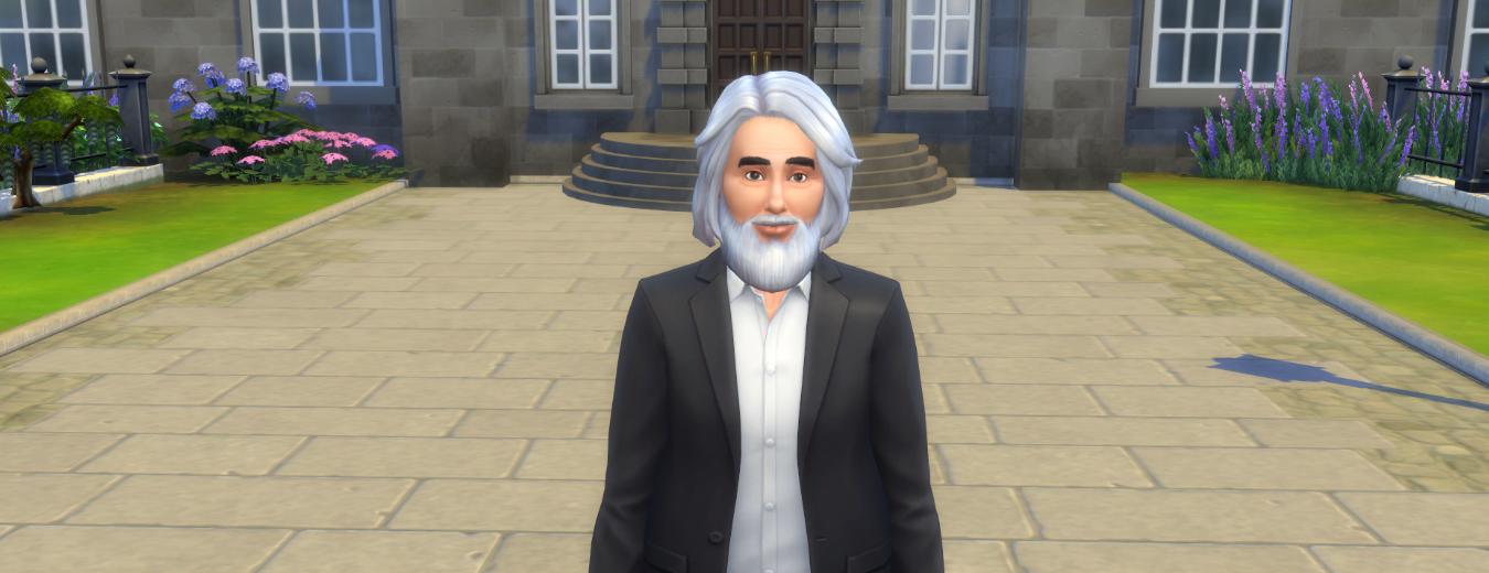 Screenshot aus den Sims 4